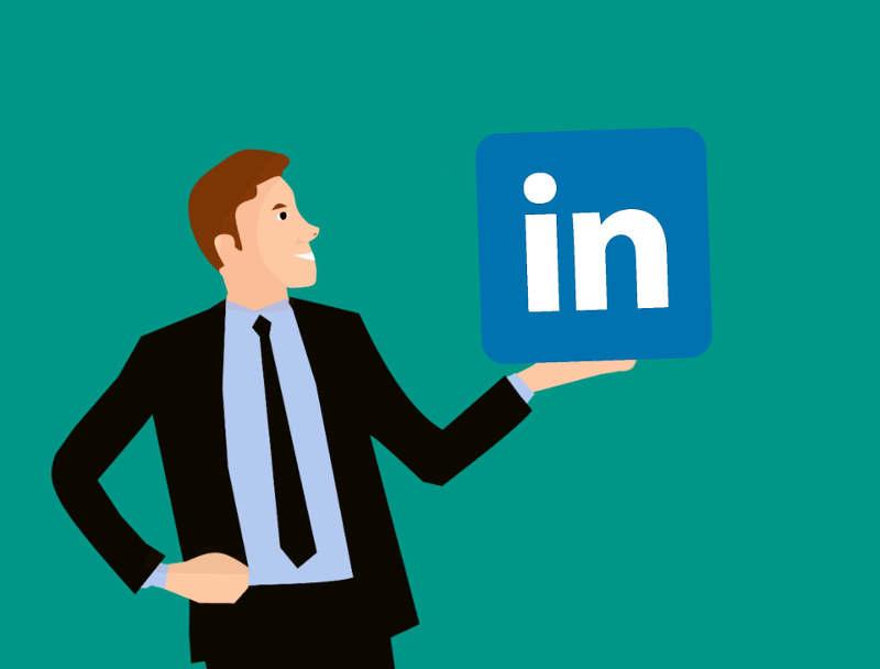Solicitar referencias en LinkedIn