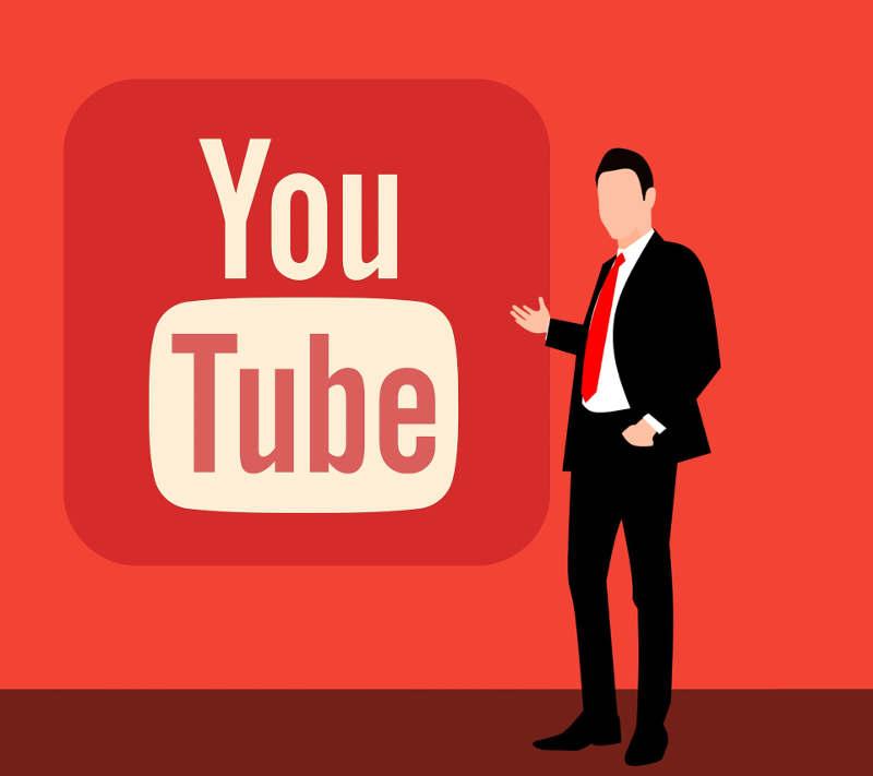 YouTube y Wikipedia