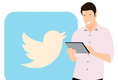 Arévalo en Twitter