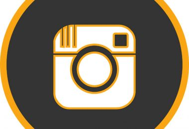 interfaz instagram