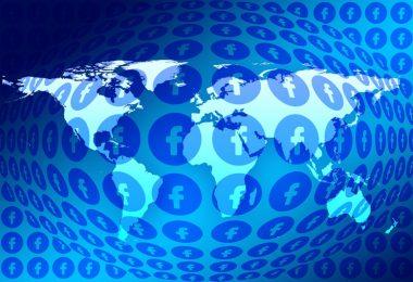 Facebook caída mundial
