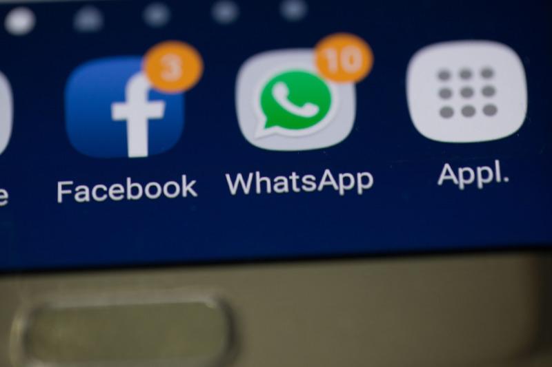 Ffacebook Whatsapp Instagram