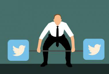 Buscador en mensajes de Twitter