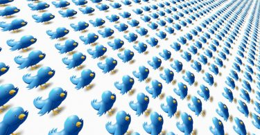 Twitter programación